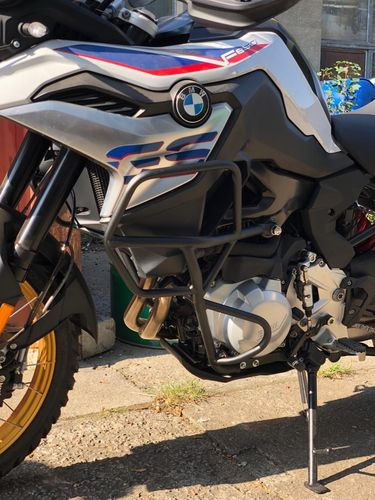 "Tank Roll-over bar ""PRO"" BMW F750/850GS"