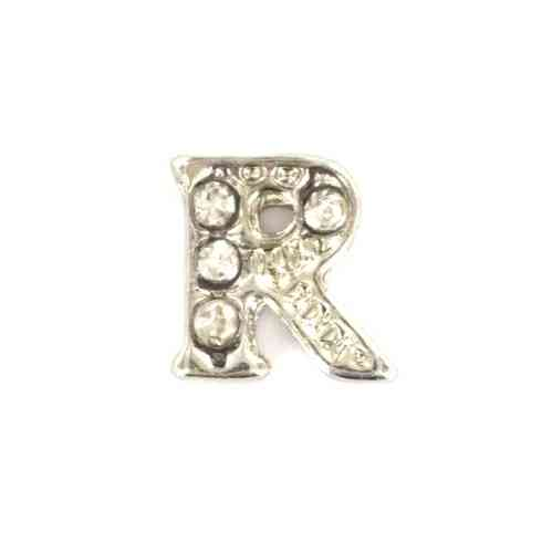 "Floating Charm Buchstabe ""R"""