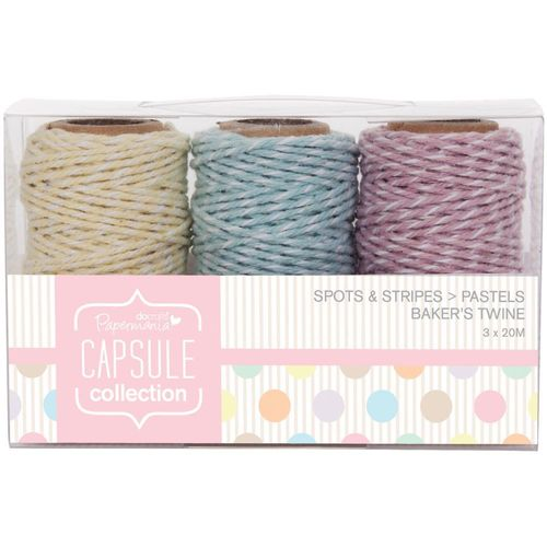 Bakers Twine // Garn // 3-er Set