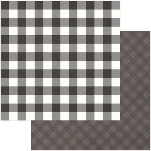 Plaid - doppelseitiges Scrapbooking Papier