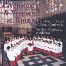 King's Chollege Choir - Evensong & Vespers at King's