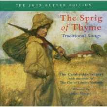 Cambridge Singers - The Sprig of Thyme