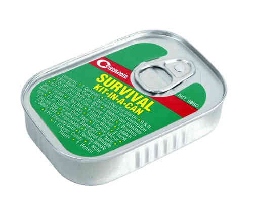 Coghlans Survival Kit - Kit-in-a-Can
