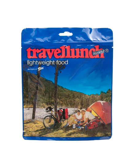Travellunch Huhn in Curryrahm - 10 Tüten x 125 g