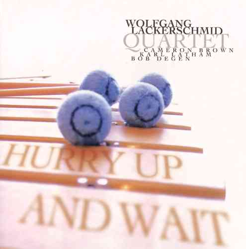 Wolfgang Lackerschmid Quartet: Hurry Up And Wait
