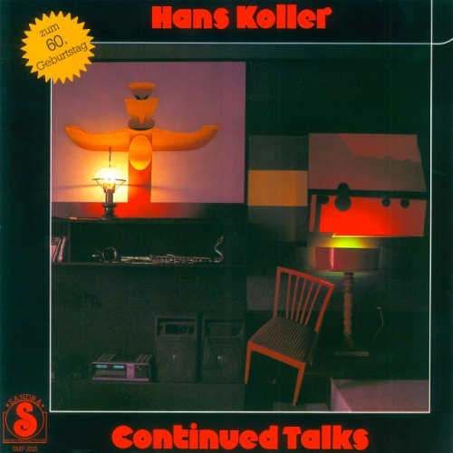 Hans Koller: Continued Talks