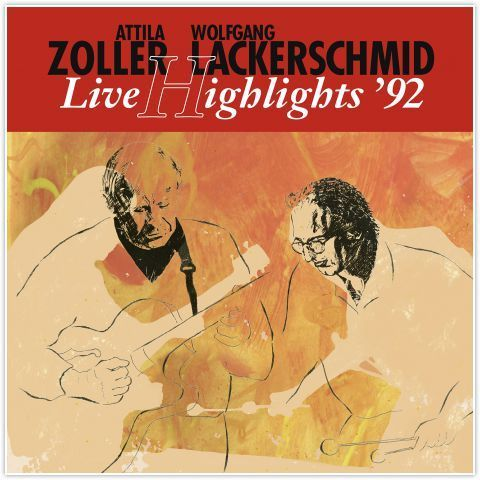 ATTILA ZOLLER & WOLFGANG LACKERSCHMID - Live Highlights '92