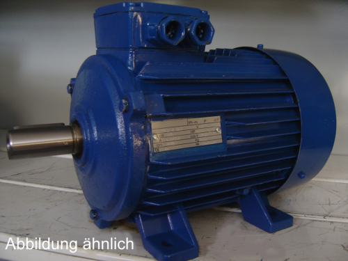 Drehstrommotor AY 132MB-6
