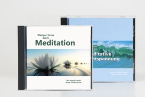 Meditation Bundle (2 Audio-CDs)