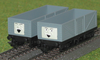 Märklin H0: Wagen-Set Troublesome Truck