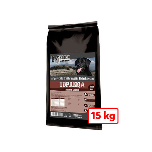 Black Canyon TOPANGA (Thunfisch & Lamm) 15 kg