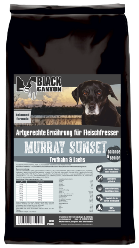 Black Canyon MURRAY SUNSET (Truthahn & Lachs) 15 kg