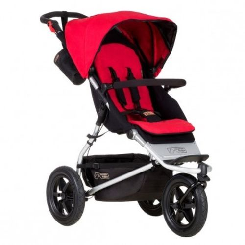 Mountain Buggy Urban Jungle 3 berry