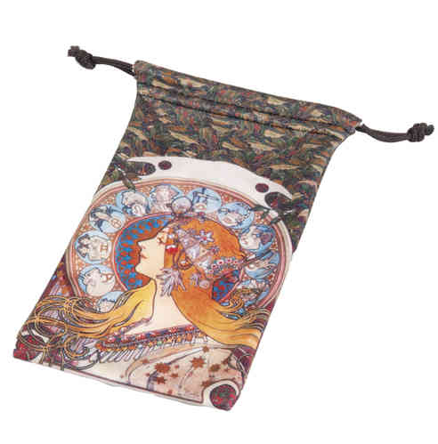 "art bag, ""Art Nouveau - Zodiak"""