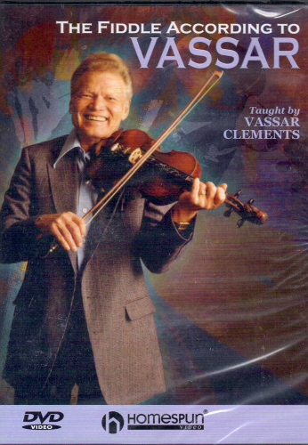 CLEMENTS, VASSAR - The Fiddle According To Vassar