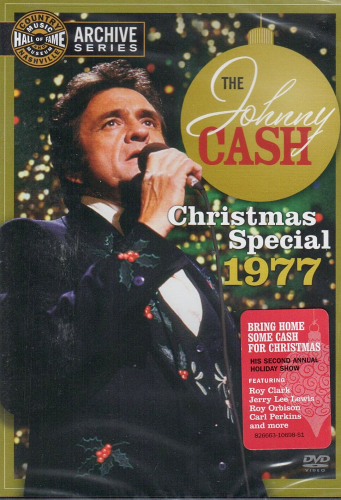 CASH, JOHNNY - The Johnny Cash Christmas Special 1977