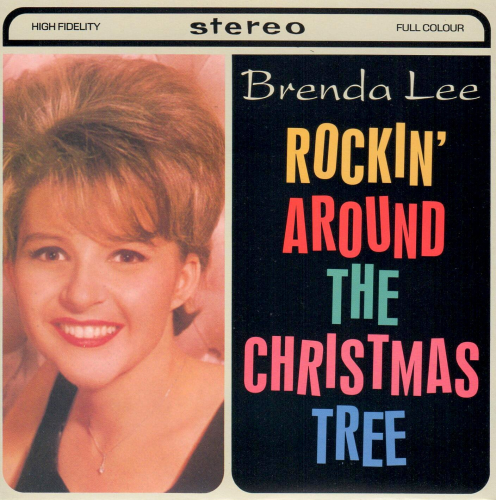 LEE, BRENDA - Rockin' Around The Christmas Tree