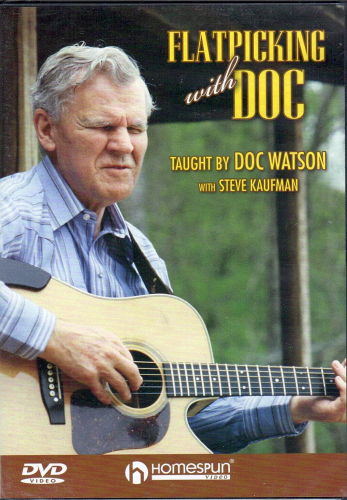 WATSON, DOC - Flatpicking With Doc