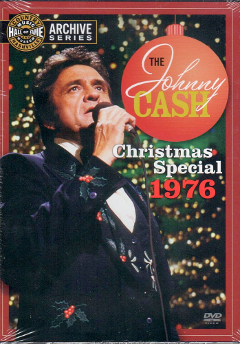 CASH, JOHNNY - The Johnny Cash Christmas Special 1976