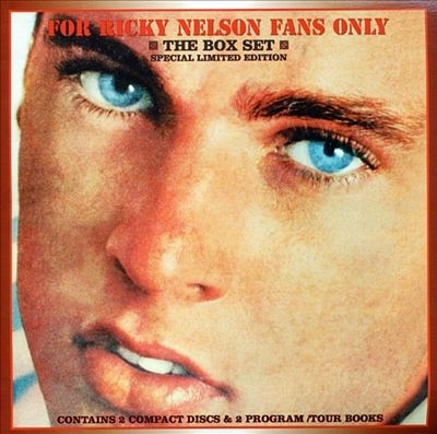 NELSON, RICKY - For Ricky Nelson Fans Only