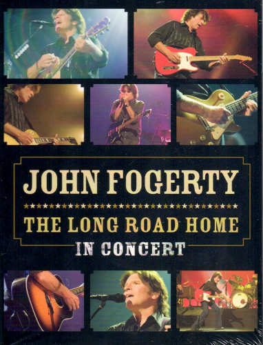 FOGERTY, JOHN - The Long Road Home 'In Concert'