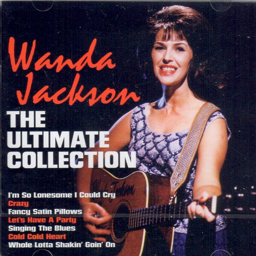 JACKSON, WANDA - The Ultimate Collection