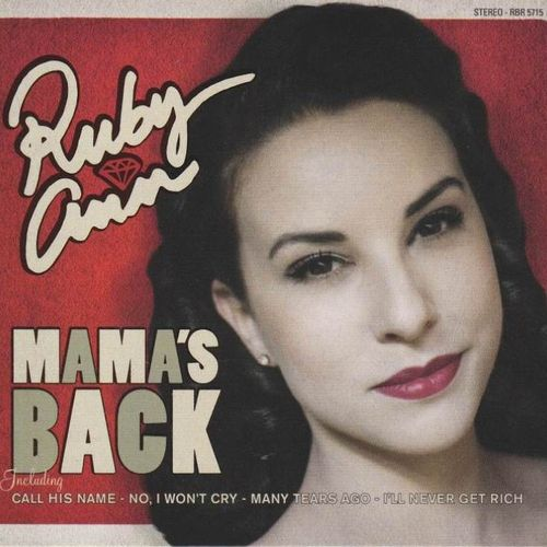 RUBY ANN - Mama's Back