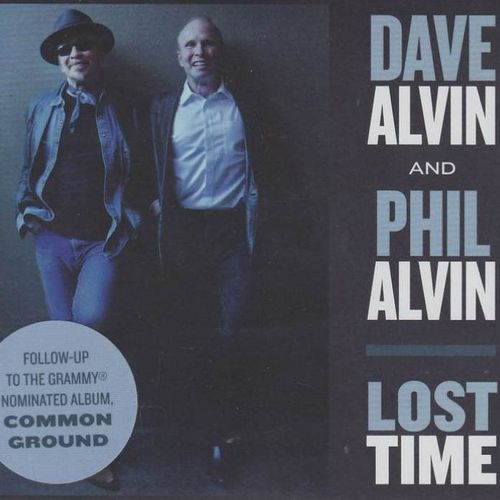 ALVIN, DAVE AND PHIL - Lost Time