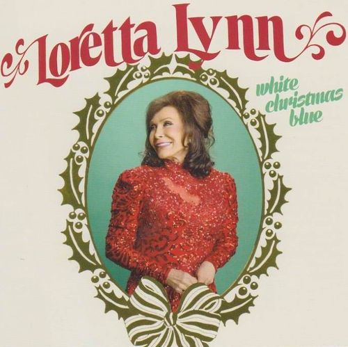 LYNN, LORETTA - White Christmas Blue