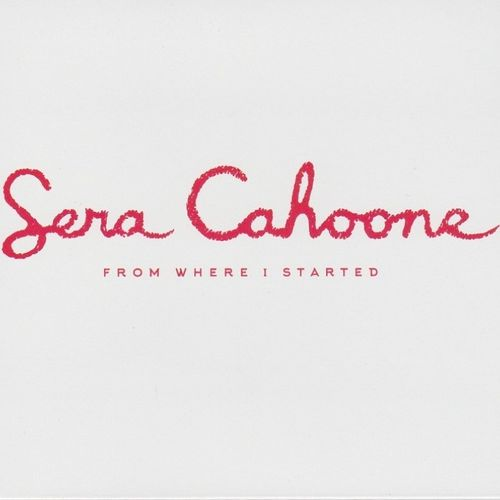 CAHOONE, SERA - From Where I Stand