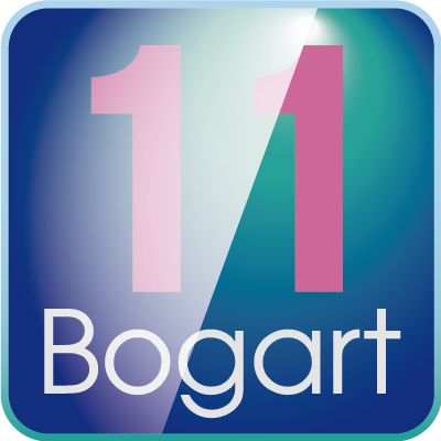 Bogart 11 Update von v6 / 7 / 8 / 9 Silber Windows