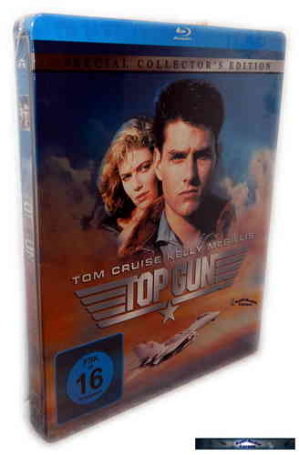 Top Gun [Blu-Ray] limited Steelbook