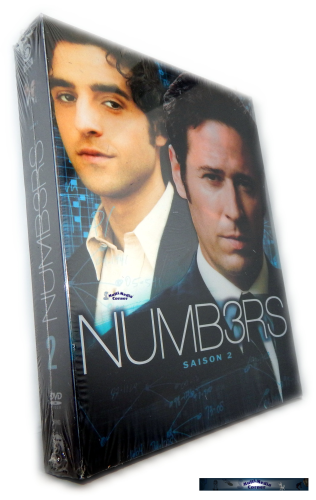 Numb3rs (Numbers) - Die komplette Staffel /Season 2 [DVD]