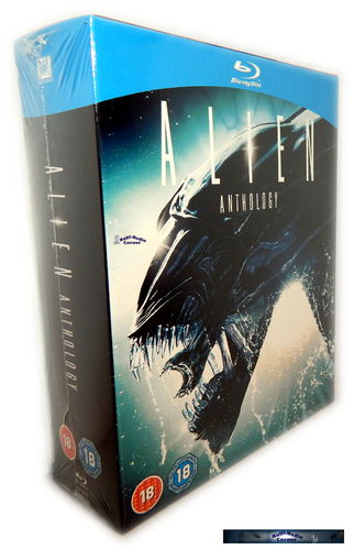 Alien Anthology Edition [Blu-Ray] 4-Disc