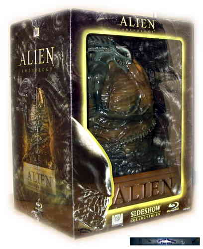 Alien Anthology Egg Edition limited [Blu-Ray] 6-Disc