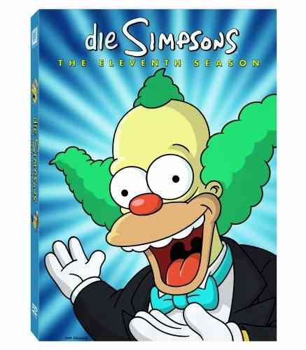 Die Simpsons - Die komplette Staffel/Season 11 [DVD]