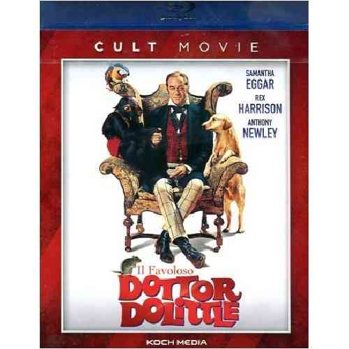 Dr. (Doctor) Dolittle [Blu-Ray]