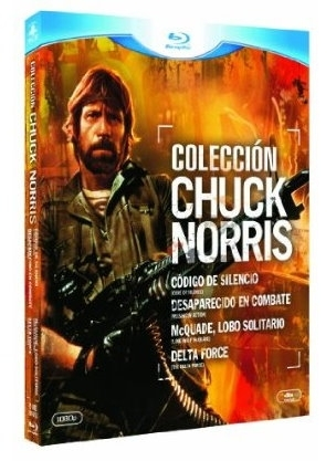 Chuck Norris Collection [Blu-Ray]