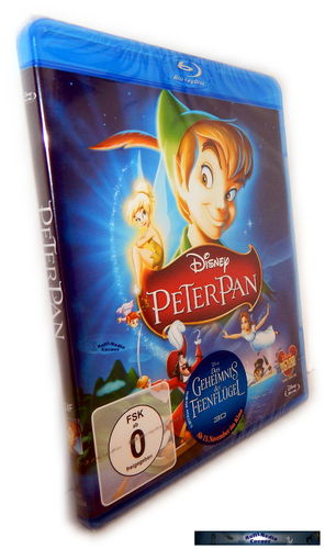 Peter Pan [Blu-Ray] Walt Disney