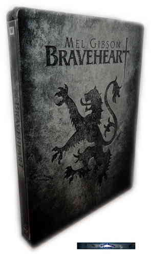 Braveheart - 2-Disc Edition limited Steelbook [Blu-Ray]