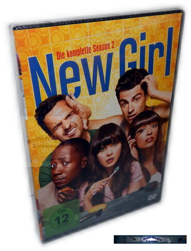 New Girl - Die komplette Staffel/Season 2 [DVD]