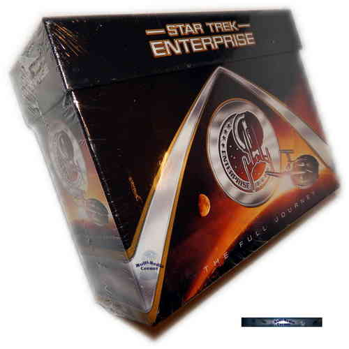 Star Trek Enterprise Edition - Die komplette Serie / Staffel 1,2,3+4 [DVD]