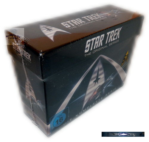 Star Trek: Die komplette Serie [DVD] Staffel/Season 1,2+3