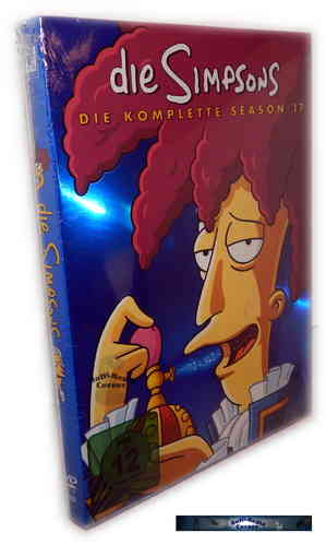 Die Simpsons - Die komplette Staffel/Season 17 [DVD]