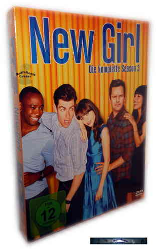 New Girl - Die komplette Staffel/Season 3 [DVD]