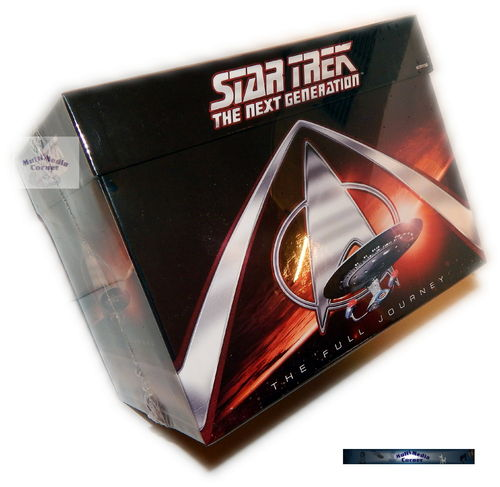 Star Trek The next Generation (TNG) Staffel 1,2,3,4,5,6+7[DVD]