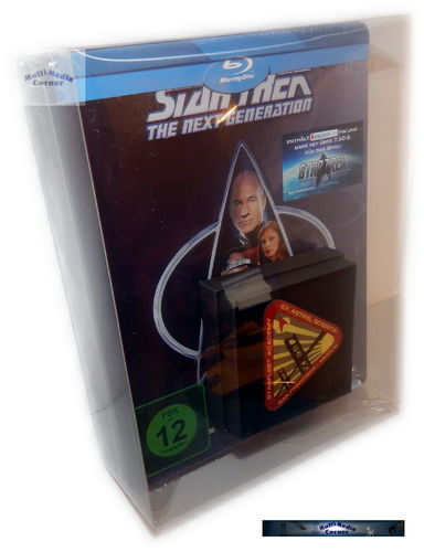 Star Trek The next Generation (TNG) Staffel/Season 6 [Blu-Ray] Limited Collector's Edition Steelbook