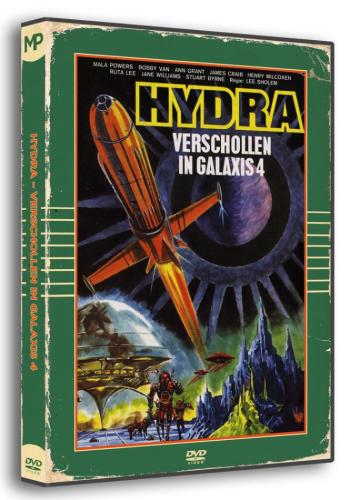 Hydra Verschollen in Galaxie 4