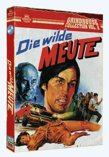 Grindhouse Collection Nr.4: Die wilde Meute