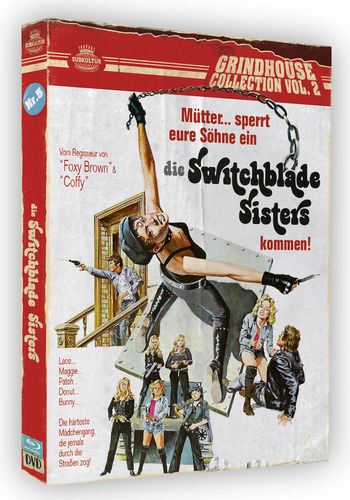 Grindhouse Collection Nr.5: Switchblade Sisters